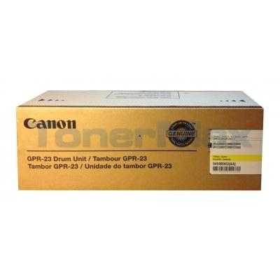 CANON GPR-23 DRUM UNIT YELLOW